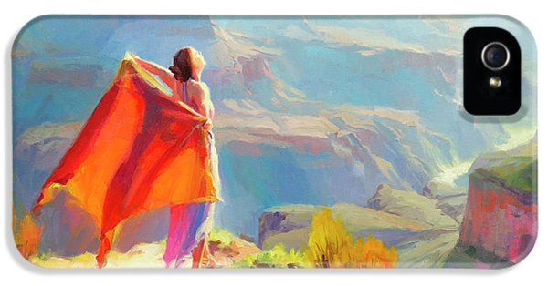 Grand Canyon iPhone 5 Case - Eyrie by Steve Henderson