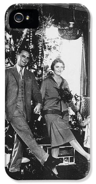 F. Scott Fitzgerald Family IPhone 5 Case