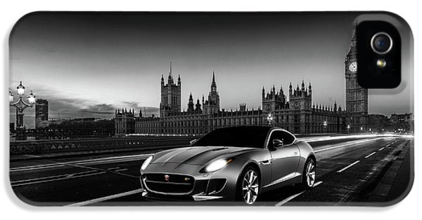F-type In London IPhone 5 Case