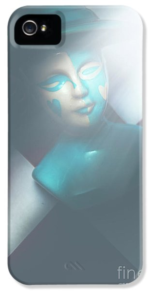 Fallen Blue King Of The Grand Chessboard IPhone 5 Case