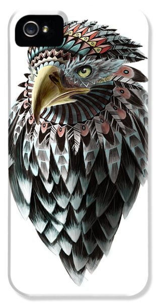 Falcon iPhone 5 Case - Fantasy Eagle by Sassan Filsoof