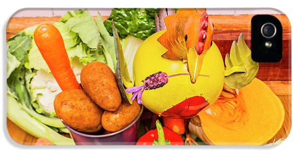 Vegetables iPhone 5 Case - Farm Fresh Produce by Jorgo Photography - Wall Art Gallery