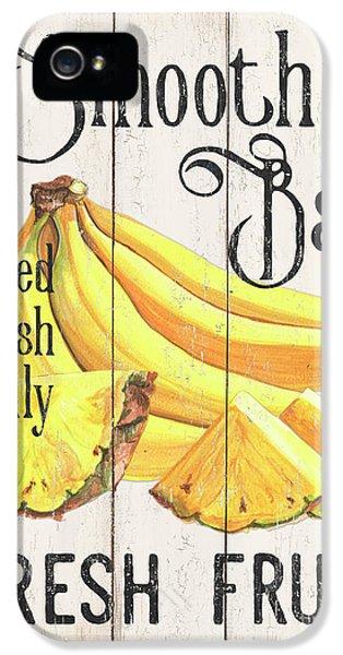 Farm Garden 2 IPhone 5 Case by Debbie DeWitt