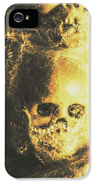 Fear Of The Capture IPhone 5 Case by Jorgo Photography - Wall Art Gallery
