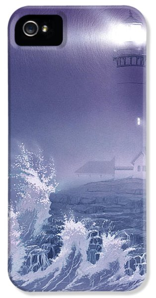 Fearless - Psalm 27 IPhone 5 Case