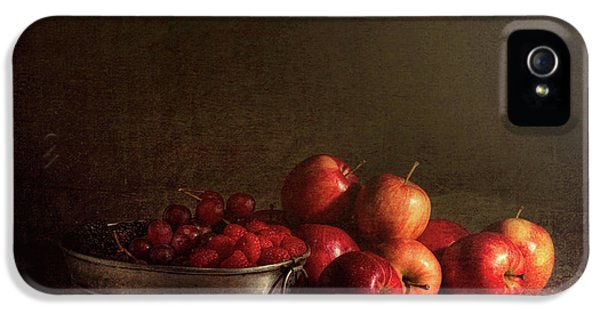 Feast Of Fruits IPhone 5 Case by Tom Mc Nemar