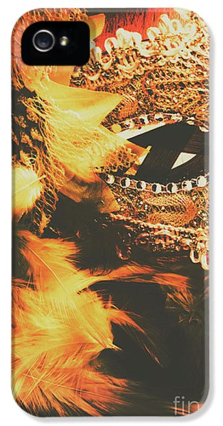 Feathers And Femininity  IPhone 5 Case by Jorgo Photography - Wall Art Gallery