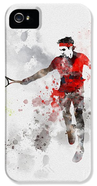 Federer IPhone 5 Case