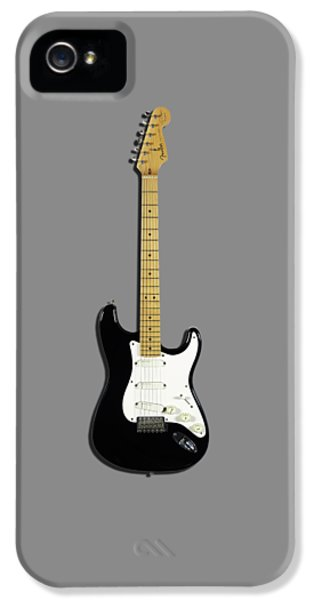 Fender Stratocaster Blackie 77 IPhone 5 Case