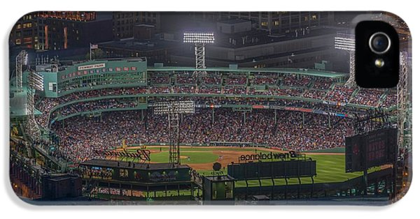 Fenway Park IPhone 5 / 5s Case by Bryan Xavier