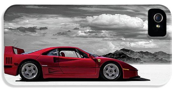 Ferrari F40 IPhone 5 Case