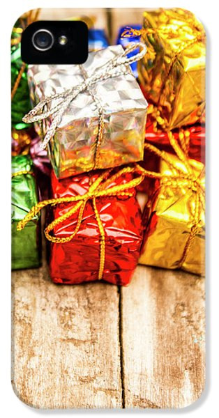 Festive Greeting Gifts IPhone 5 Case by Jorgo Photography - Wall Art Gallery
