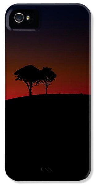Dancing In The Dark IPhone 5 Case by Az Jackson