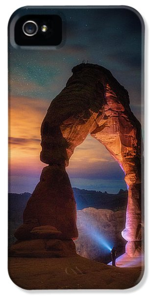 Finding Heaven IPhone 5 Case