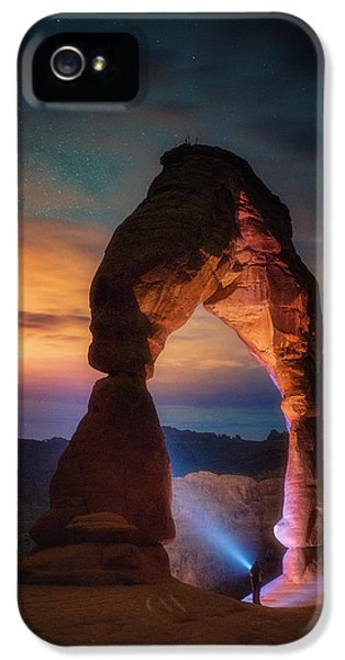 Finding Heaven IPhone 5 Case by Darren White