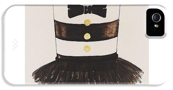 My #aliceandoliva #starbucks Painting IPhone 5 Case by Kathryn  Prantl
