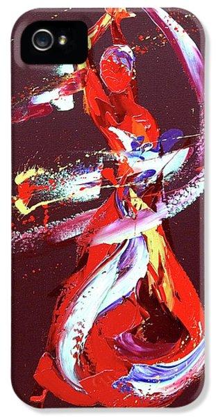 Fire IPhone 5 Case