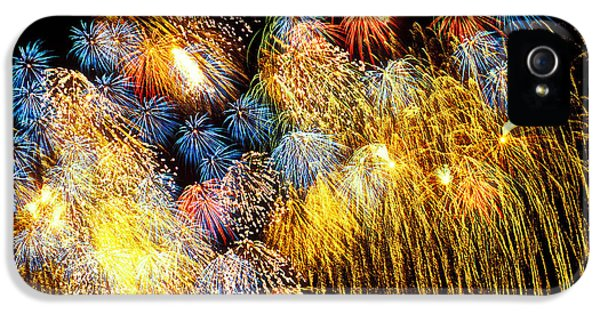 Fireworks Exploding  IPhone 5 Case