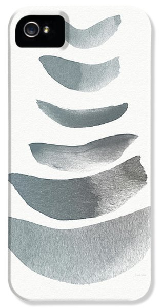 Floating 1- Zen Art By Linda Woods IPhone 5 Case