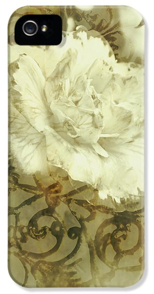 Flowers By The Window IPhone 5 Case by Jorgo Photography - Wall Art Gallery