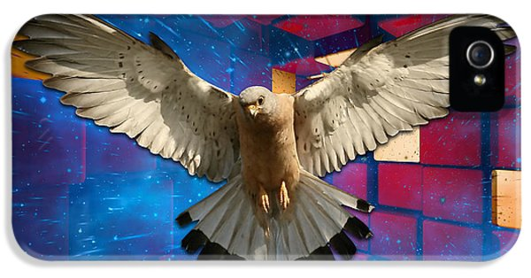 Fly Like A Eagle IPhone 5 Case