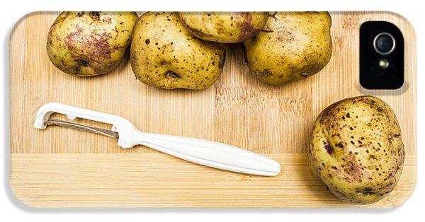 Food Prep In Progress IPhone 5 Case