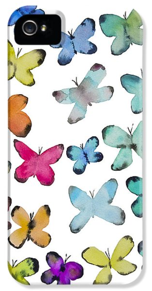 For A Friend IPhone 5 Case by Roleen  Senic