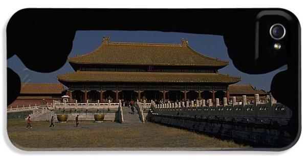Forbidden City, Beijing IPhone 5 Case