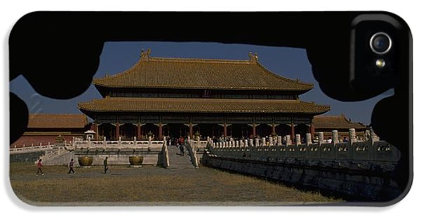 Forbidden City, Beijing IPhone 5 Case by Travel Pics