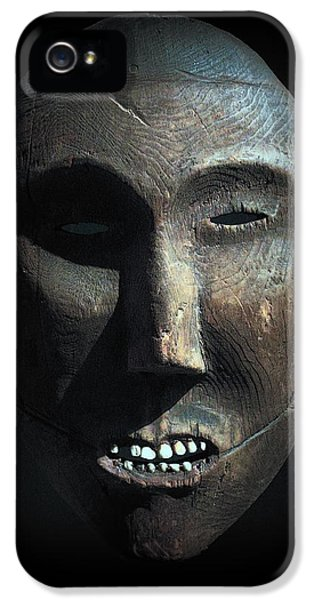 Forest Spirit IPhone 5 Case by Daniel Hagerman