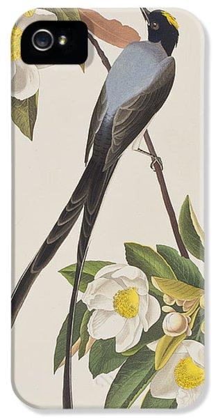 Fork-tailed Flycatcher  IPhone 5 / 5s Case by John James Audubon