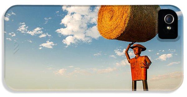 Formidable Farmer IPhone 5 Case
