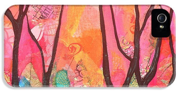Forrest Energy II IPhone 5 / 5s Case by Shadia Derbyshire