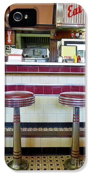 Four Aces Diner IPhone 5 Case