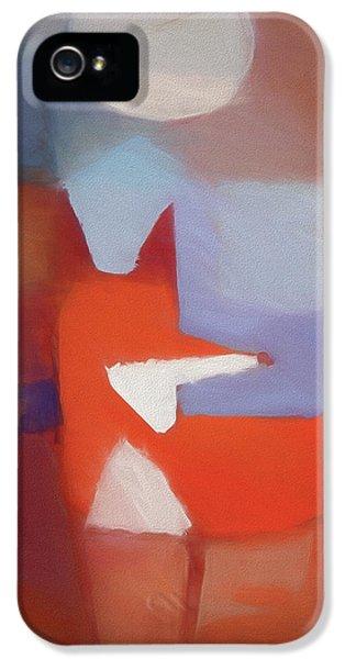 Foxy Art IPhone 5 Case