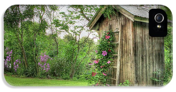 Fragrant Outhouse IPhone 5 Case