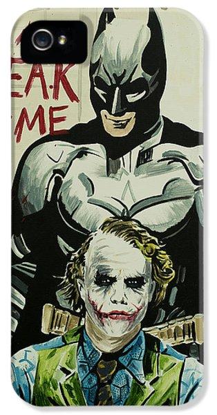 Freak Like Me IPhone 5 Case by James Holko