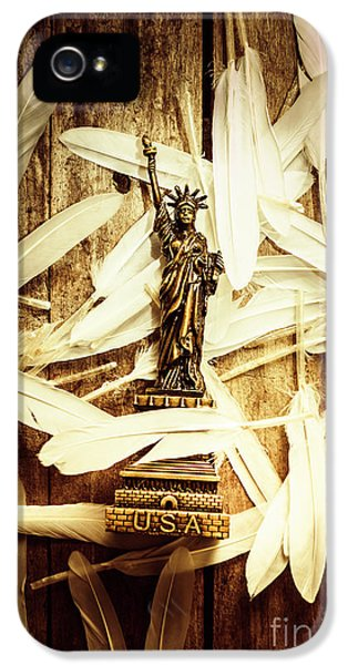 Freedom And Independence IPhone 5 Case by Jorgo Photography - Wall Art Gallery