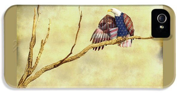 IPhone 5 Case featuring the photograph Freedom by James BO Insogna