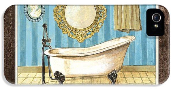 French Bath 1 IPhone 5 Case by Debbie DeWitt