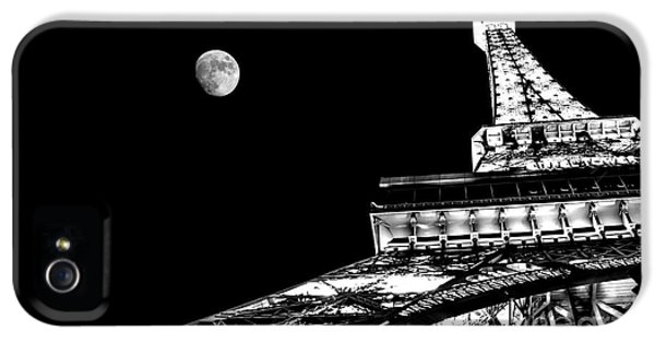 From Paris With Love IPhone 5 Case by Az Jackson