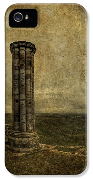 From The Ruins Of A Fallen Empire IPhone 5 / 5s Case by Evelina Kremsdorf