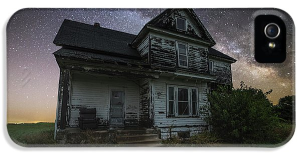 Front Porch  IPhone 5 Case by Aaron J Groen