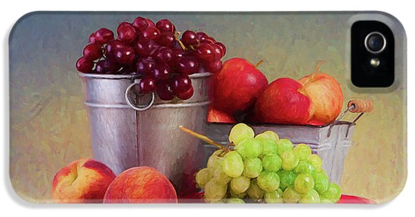Fruits On Centerstage IPhone 5 Case