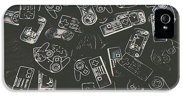 Gamers Of Arcade  IPhone 5 Case