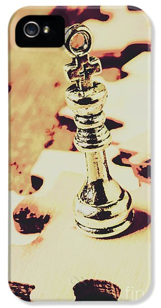 Pendant iPhone 5 Case - Games And Puzzles by Jorgo Photography - Wall Art Gallery