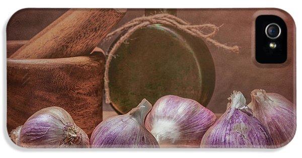 Garlic Bulbs IPhone 5 Case