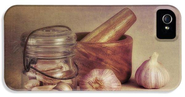 Garlic In A Jar IPhone 5 Case