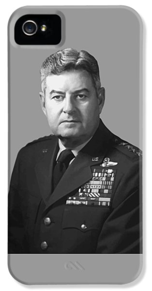 General Curtis Lemay IPhone 5 Case by War Is Hell Store