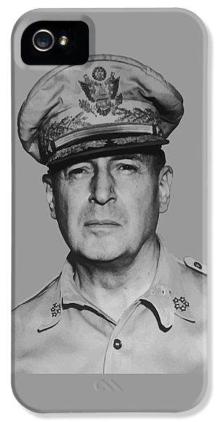 General Douglas Macarthur IPhone 5 Case